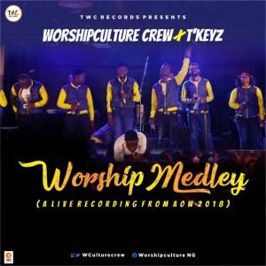 Worshipculture Crew - Worship Medley Ft. T'Keyz